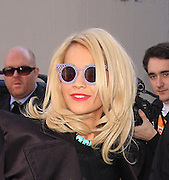 05.NOVEMBER.2012. LONDON<br /> <br /> RITA ORA LEAVING RADIO 1 BEFORE HEADING TO AN ADVERTISMENT OFFICE.<br /> <br /> BYLINE: EDBIMAGEARCHIVE.CO.UK<br /> <br /> *THIS IMAGE IS STRICTLY FOR UK NEWSPAPERS AND MAGAZINES ONLY*<br /> *FOR WORLD WIDE SALES AND WEB USE PLEASE CONTACT EDBIMAGEARCHIVE - 0208 954 5968*