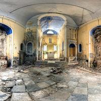 Balestrino Abandoned Church