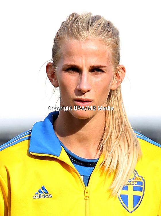 Fifa Woman's Tournament - Olympic Games Rio 2016 -  <br /> Sweden National Team - <br /> Sofia Jakobsson