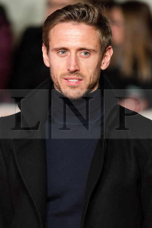 © Licensed to London News Pictures. 28/11/2016. NANCHO MONREAL  attend's the I Am Bolt world film premiere. London, UK. Photo credit: Ray Tang/LNP