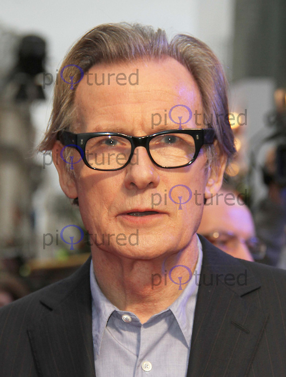 Bill Nighy Arthur Christmas World Premiere, Empire Cinema, Leicester Square, London, UK, 06 November 2011:  Contact: Rich@Piqtured.com +44(0)7941 079620 (Picture by Richard Goldschmidt)