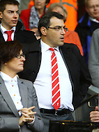 Picture by Paul Chesterton/Focus Images Ltd.  07904 640267.22/10/11.Liverpool Director before the Barclays Premier League match at Anfield, Liverpool