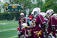 5.11.2016 - Boys Varsity Lacrosse - Hammond at Wilde Lake