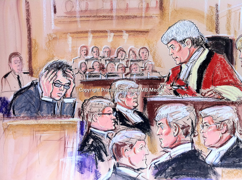 Mr Justice Field today began summarising all the evidence heard during the three week trial of Vincent Tabak