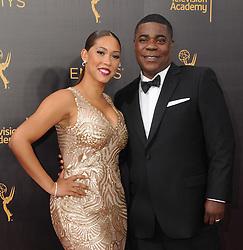 Tracey Morgan, Megan Morgan bei den Creative Arts Emmy Awards in Los Angeles / 100916<br /> <br /> <br /> *** at the Creative Arts Emmy Awards in Los Angeles on September 10, 2016 ***