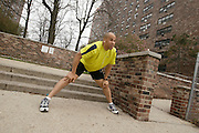 A day in the life of Cory Booker, candidate for Mayor of Newark in 2006. He starts most days with a run through the city.