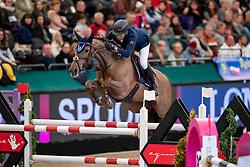 El Dahan Sameh, EGY, Miss G Tracy<br /> Leipzig - Partner Pferd 2019<br /> © Hippo Foto - Stefan Lafrentz