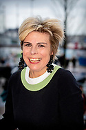 AMSTERDAM - Princess Laurentien during the jubilee celebration of the 100th anniversary of the Amsterdam Public Library. copyrright robin utrechtn
