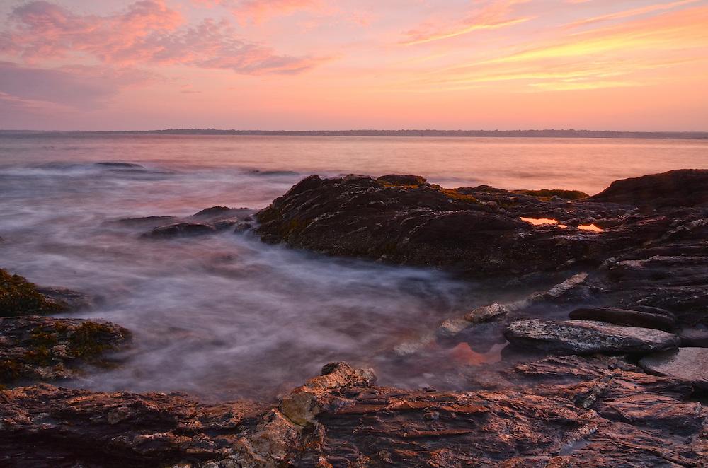 Beavertail State Park, Jamestown, Rhode Island