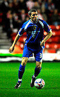Photo: Alan Crowhurst.<br /> Southampton v Cardiff City. Coca Cola Championship. 13/03/2007. Cardiff's Kevin McNaughton.