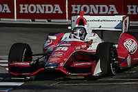 Marco Andretti, Honda Indy Toronto, Streets of Toronto, Toronto, Ontario Canada 07/08/12