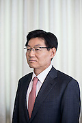 Seung Tack Kim, Senior Vice President & COO, Global Business Division at Hyundai Motors. Seoul, Korea. 2012