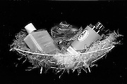 24/10/1960<br /> 10/24/1960<br /> 24 October 1960<br /> Cosmetics by Revelon - Christmas packages - special for Grosvenor Advertising.
