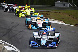 April 23, 2018 - Birmingham, Alabama, United States of America - TAKUMA SATO (30) of Japan battles for position through the turns during the Honda Grand Prix of Alabama at Barber Motorsports Park in Birmingham, Alabama. (Credit Image: © Justin R. Noe Asp Inc/ASP via ZUMA Wire)