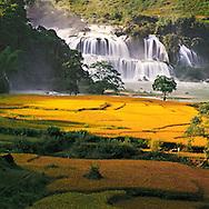 Vietnam Images-landscape- Cao Bang phong cảnh việt nam -hoàng thế nhiệm