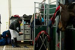 Philippaerts Nicola, BEL, Harley van den Bisschop<br /> Jumping Mechelen 2017<br /> © Sharon Vandeput<br /> 30/12/17