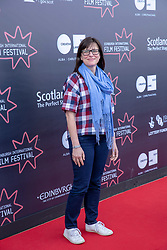 Judges photocall at Edinburgh International Film Festival<br /> <br /> Pictured: Nada Cirjanic, Industry Executive (Documentary Jury)