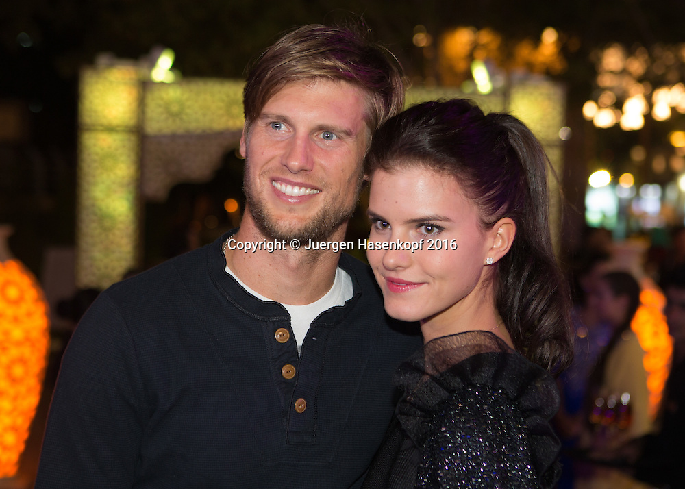 Dubai ATP Players Party<br /> <br /> Tennis - Dubai Duty Free Tennis Championships - ATP -   - Dubai -  - United Arab Emirates  - 23 February 2016. <br /> &copy; Juergen Hasenkopf
