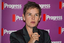 © Hugo Michiels Photography. Brighton, UK. MP Wakefield Mary Creagh at the Brighton Labour conference 2015 Progress rally. Photo Credit: Hugo Michiels