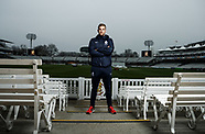 Middlesex Media Day - Lord's Cricket Ground - 11 April 2018