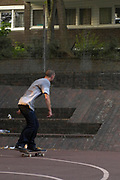 Paul Smith, Ollie to wall, London 2006