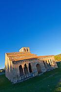 Alberto Carrera, Romanesque Hermitage of Nuestra Señora de las Vegas, Requijada, Segovia, Castilla y León, Spain, Europe.