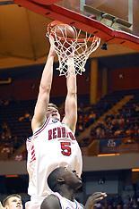 2002-03 Illinois State Redbirds Basketball Photos