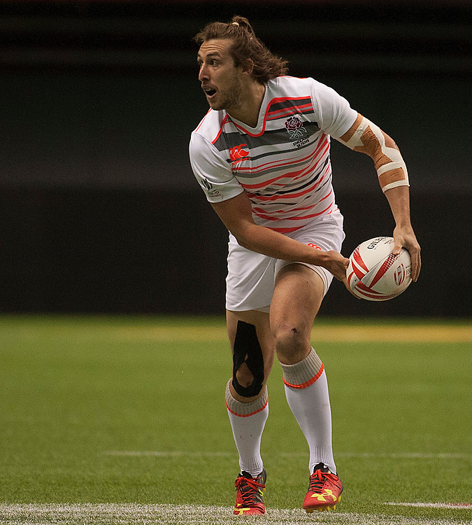 Dan Bibby during action against Kenya during the pool stages of the Canada Sevens,  Round Six of the World Rugby HSBC Sevens Series in Vancouver, British Columbia, Saturday March 11, 2017. <br /> <br /> Jack Megaw.<br /> <br /> www.jackmegaw.com<br /> <br /> jack@jackmegaw.com<br /> @jackmegawphoto<br /> [US] +1 610.764.3094<br /> [UK] +44 07481 764811