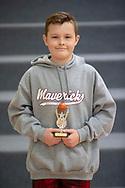 Eastern Mavericks U12 Boys Div 1 Best Team Player Ethan MacDermot