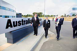 Australian Synchrotron Funding Announcement by:.Senator the Hon Chris Evans.Minister for Tertiary Education, Skills, Science and Research.and.Prof Keith Nugent.Facility Director (AS);.Dr George Borg.Chief Operating Officer