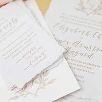 Joyce Li created The Onyx Press two years ago, and specializes in letterpress paper goods, including wedding and birthday invitations, holiday and greeting cards, business cards and menus.