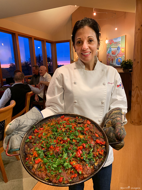 Cuban cooking class in private home