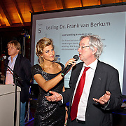 Dr. Frank van Berkum met Kim Kotter