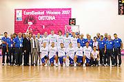 DESCRIZIONE : Ortona Italy Italia Eurobasket Women 2007 Bielorussia Italia Belarus Italy <br /> GIOCATORE : Team Italia <br /> SQUADRA : Nazionale Italia Donne Femminile <br /> EVENTO : Eurobasket Women 2007 Campionati Europei Donne 2007 <br /> GARA : Bielorussia Italia Belarus Italy <br /> DATA : 03/10/2007 <br /> CATEGORIA : <br /> SPORT : Pallacanestro <br /> AUTORE : Agenzia Ciamillo-Castoria/S.Silvestri <br /> Galleria : Eurobasket Women 2007 <br /> Fotonotizia : Ortona Italy Italia Eurobasket Women 2007 Bielorussia Italia Belarus Italy <br /> Predefinita :
