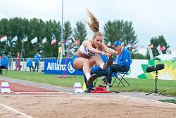 THORSTEINSDOTTIR M., 2014 IPC European Athletics Championships, Swansea, Wales, United Kingdom