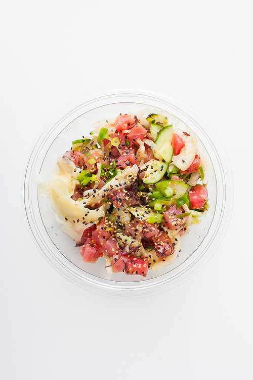 Hawaiin Poke from Pokeworks ($11.92)