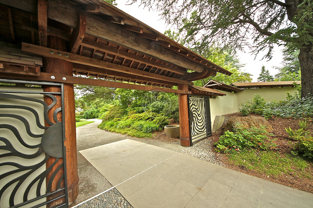 Kubota Garden in Rainier Beach, South Seattle. June 2012.