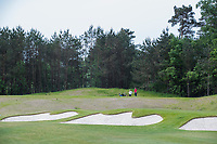 ERMELO - nieuwe golfbaan , The Links Valley.     COPYRIGHT  KOEN SUYK