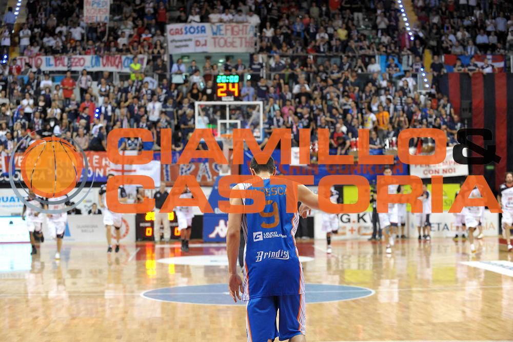 DESCRIZIONE : Biella Lega A 2010-11 Angelico Biella Enel Brindisi<br /> GIOCATORE : Giuliano Maresca<br /> SQUADRA : Enel Brindisi<br /> EVENTO : Campionato Lega A 2010-2011 <br /> GARA : Angelico Biella Enel Brindisi<br /> DATA : 12/05/2011<br /> CATEGORIA : Ritratto Curiosita<br /> SPORT : Pallacanestro <br /> AUTORE : Agenzia Ciamillo-Castoria/ L.Goria<br /> Galleria : Lega Basket A 2010-2011  <br /> Fotonotizia : Biella Lega A 2010-11 Angelico Biella Enel Brindisi<br /> Predefinita :