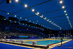 Olympic pool during the 13th FINA World Championships Roma 2009, on August 2, 2009, at the Stadio del Nuoto,  in Foro Italico, Rome, Italy. (Photo by Vid Ponikvar / Sportida)