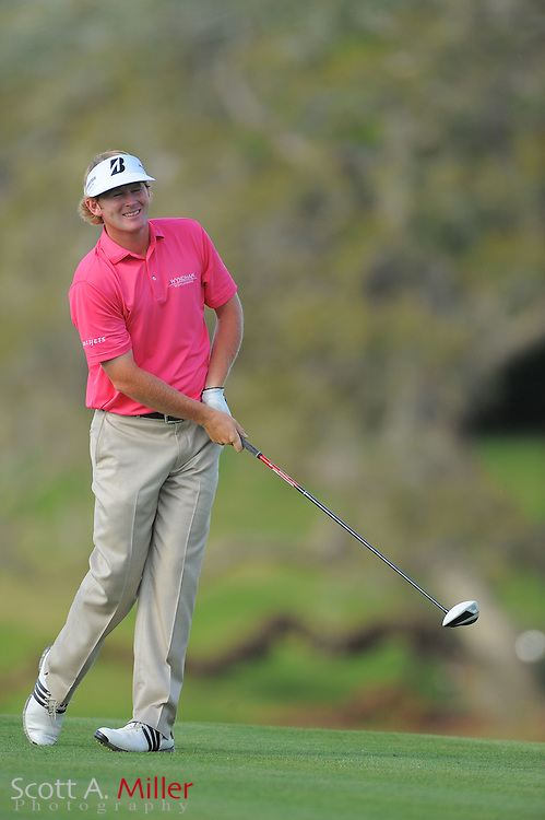 Brandt Snedeker during the first round of the Arnold Palmer Invitational at the Bay Hill Club and Lodge on March 22, 2012 in Orlando, Fla. ..©2012 Scott A. Miller.
