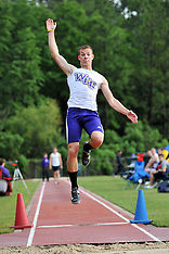 Decathlon - Long Jump