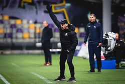 Darjan Šuštar assistant coach of Bravo during football match between NK Maribor and NK Bravo in 25th Round of Prva liga Telekom Slovenije 2019/20, on March 7, 2020 in Ljudski vrt, Maribor, Slovenia. Photo by Blaž Weindorfer / Sportida