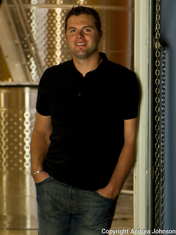 Winemaker Aryn Morell, Tenor Winery, Walla Walla, Washington