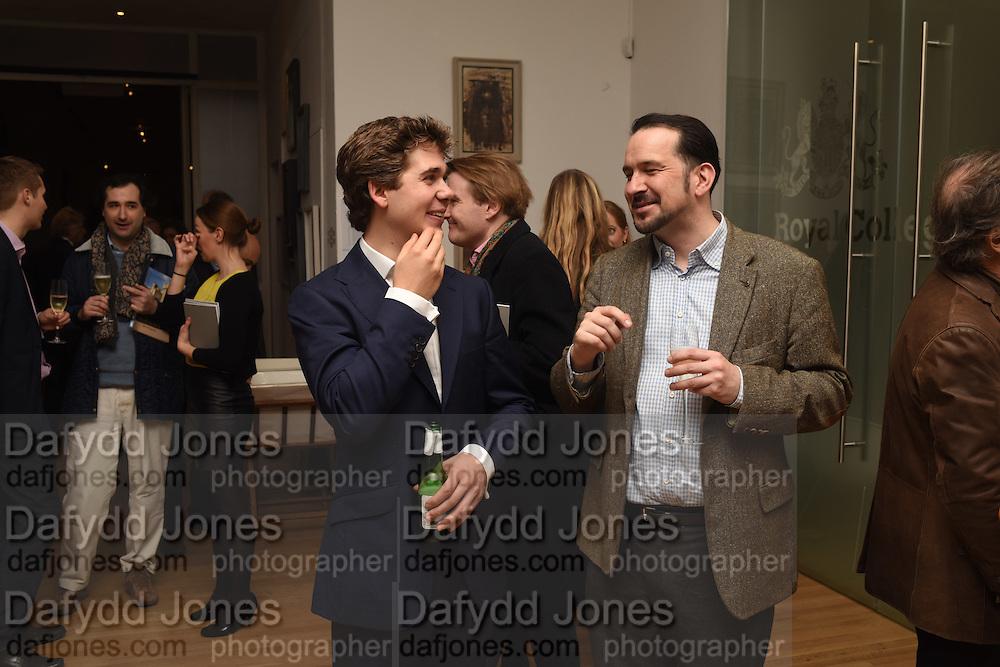 New Work: William Foyle, Royal College of art. Kensington Gore, London.  1 December 2015
