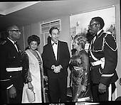 1971 - St Patrick's Day Ball at the Gresham Hotel.