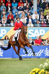 Madden, Elizabeth (USA) Coach<br /> Aachen - CHIO 2017<br /> © www.sportfotos-lafrentz.de/Stefan Lafrentz