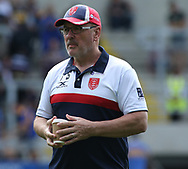 Tim Sheens (Head Coach) of Hull Kingston Rovers during the Super 8s the Qualifiers match at Emerald Headingley  Stadium, Leeds<br /> Picture by Stephen Gaunt/Focus Images Ltd +447904 833202<br /> 01/09/2018
