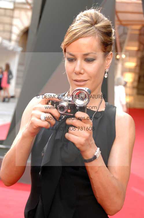 TARA PALMER-TOMKINSON at the Royal Academy of Art Summer Exhibition Preview Party on 4th June 2008.<br /><br />NON EXCLUSIVE - WORLD RIGHTS