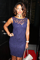 Amelle Berrabah, Lipsy Glam - Fragrance Launch, The Cumberland Hotel, London UK, 29 August 2013, (Photo by Brett D. Cove)